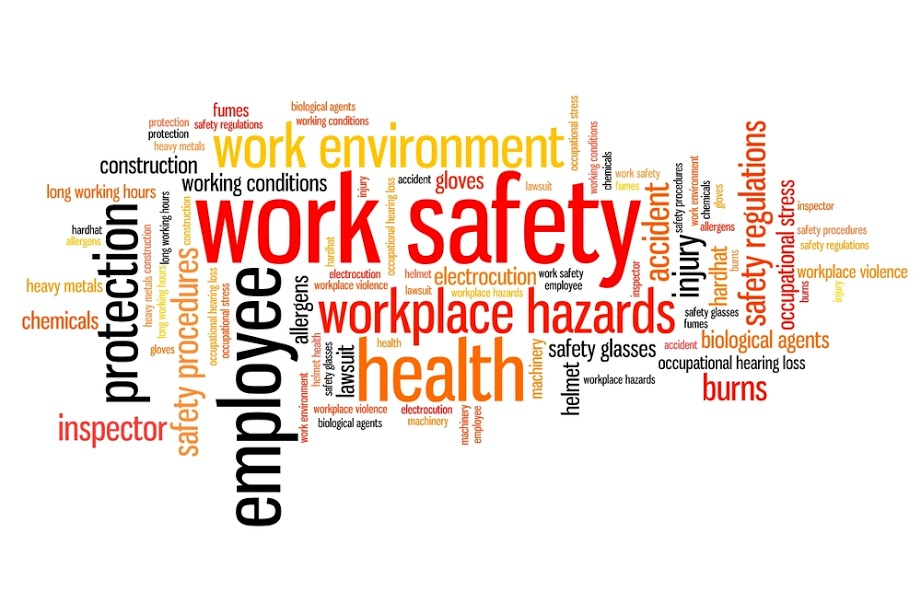 Induction Training For Workplace Safety Occupational